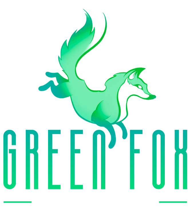Green Fox Tattoo
