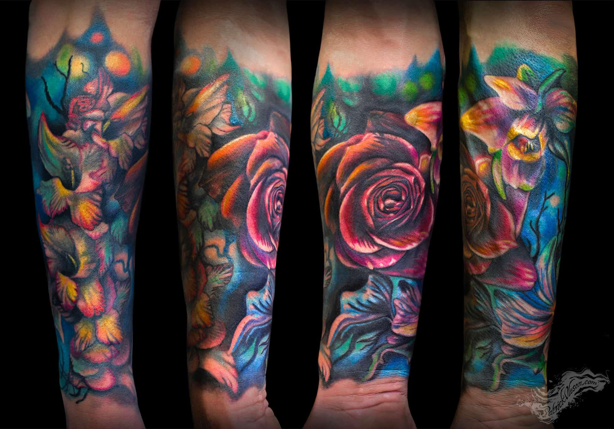 Green fox tattoo realistic tattoo shop in omaha ne for Tattoo shops in omaha ne