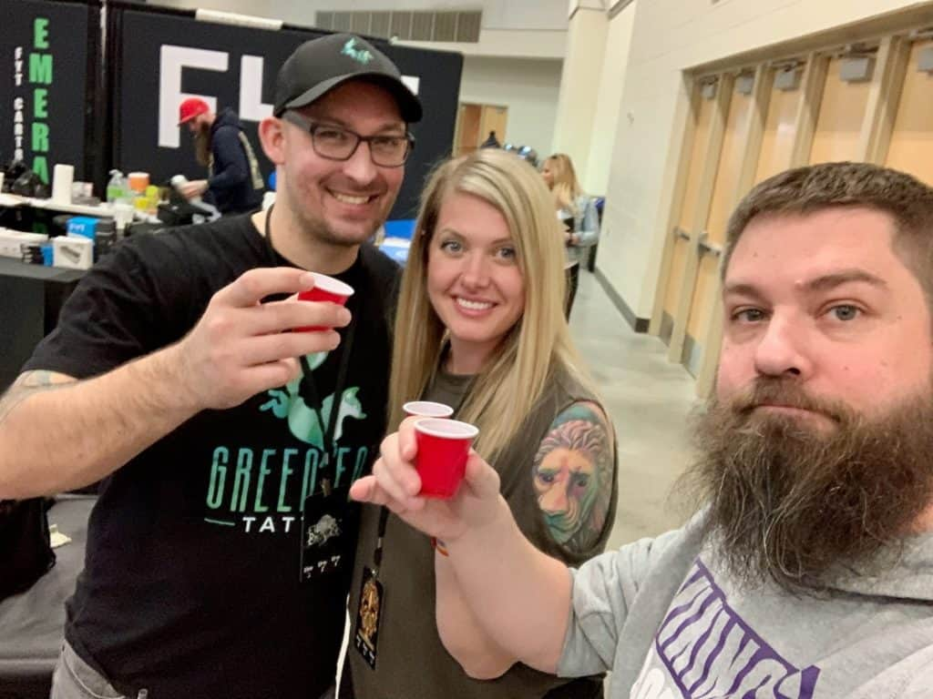 Omaha tattoo convention