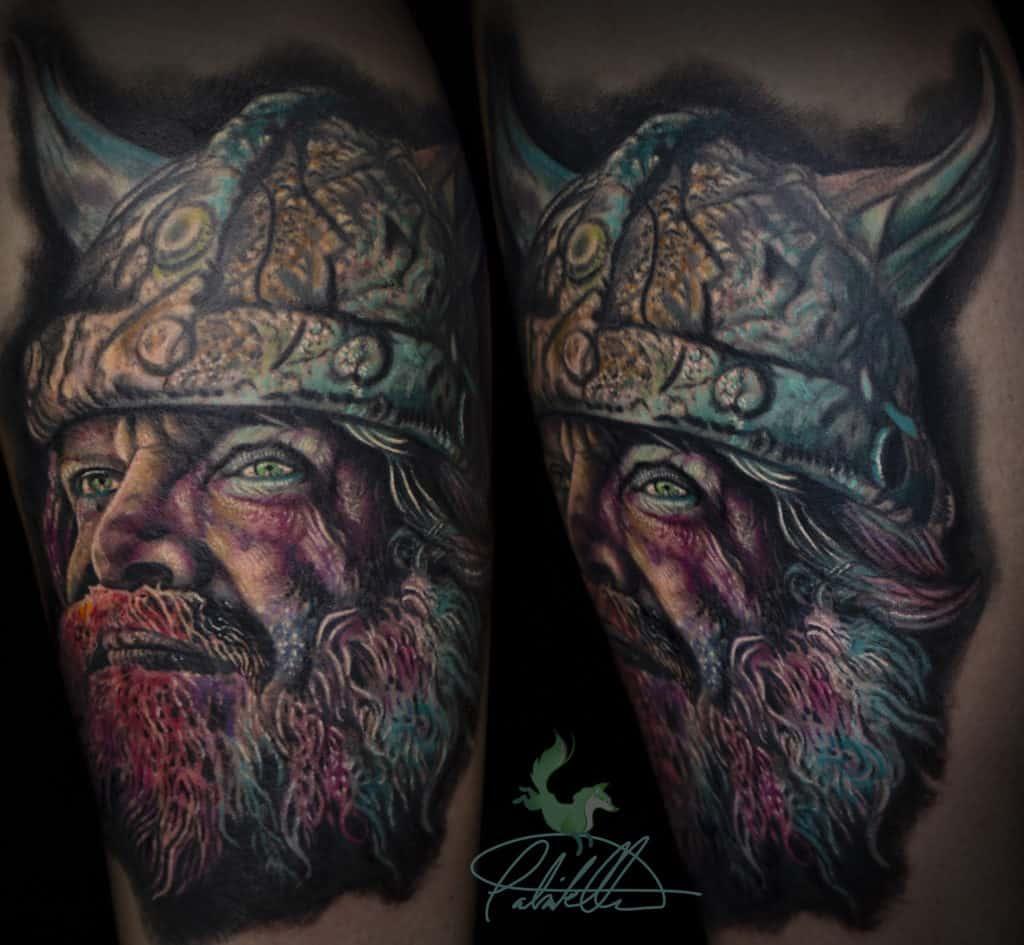 Best Portrait Tattoo Omaha