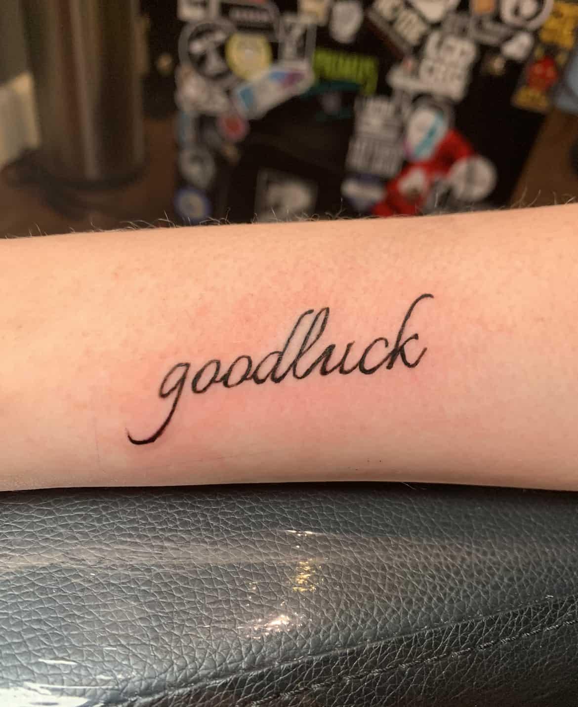 Goodluck Tattoo